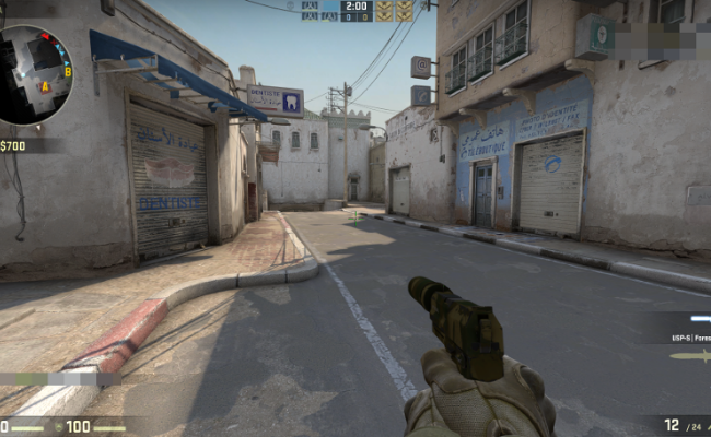 Review Counter Strike