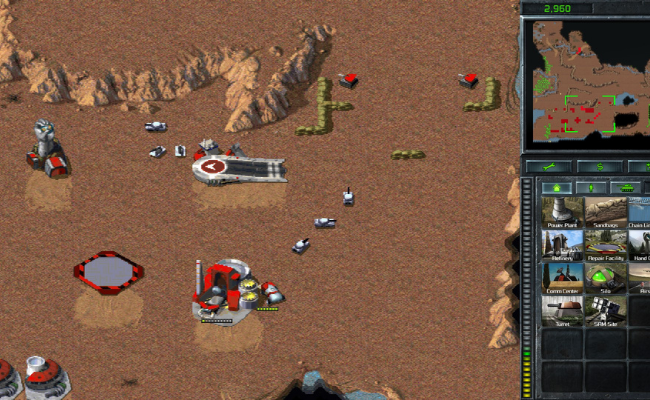 Review Command & Conquer