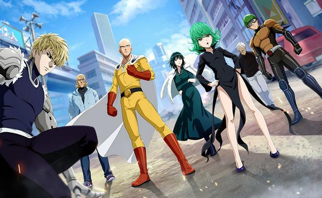 Review One Punch Man