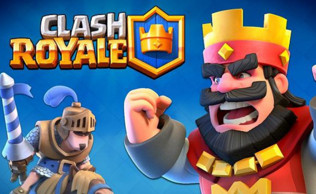 Game-Clash-Royale