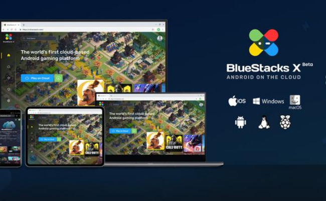 BlueStack-X-Rilis